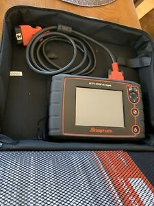 Snap On Ethos Edge Auto Diagnostic Scanner In Case Awesome Used