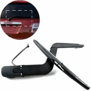 2x Rear Wiper Arm With Blade Set For Gmc Acadia Saturn 2007 2012 Outlook New