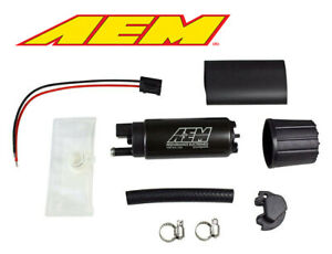 Aem High Flow 340lph In tank Fuel Pump Kit 50 1000