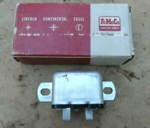 Nos 1958 1959 Ford Thunderbird Tail Light Stop Lamp Relay Original Fomoco