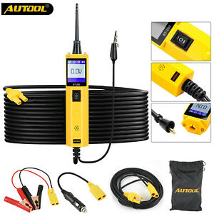 Autool Car Super Probe Electrical System Diagnostic Scan Circuit Tester 6 30vdc