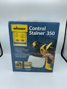 New Wagner Spray Equipment Control Stainer 350 ms3005644