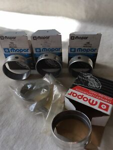 Mopar 361 383 400 413 426 440 Cam Bearings Bushings 1959 1979