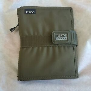 Mead Five Star First Gear Student Planner Vintage Mini Binder