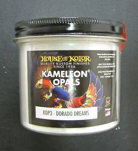 House Of Kolor 2 Oz Kop3 Dorado Dreams Kameleon Opal New Discontinued