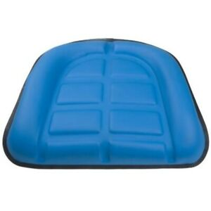 1060sc New Blue Bottom Tractor Seat Cushion Made For Ford New Holland Tractors