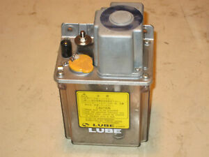 Automatic Oil Lubricator Mlz 15 Min Interval Nos