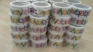 36 Rolls Packing Tape Ebay Branded 2 X 75 Yards Per Roll 2 2mil Thick