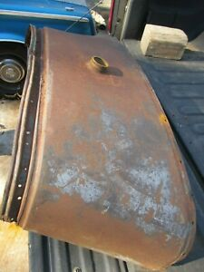 28 29 1928 1929 Model A Ford Gas Tank Cowl Firewall Coupe Tudor