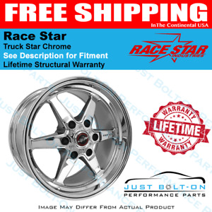 Race Star 93 Truck Star Chrome 20x9 6x5 50bc 5 92bs 93 090851c