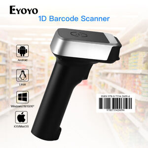 Usb Wired Wireless Connection Barcode Scanner Bar Code Reader For Pos Computer