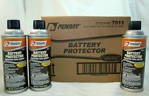 Penray 7011 12pk Battery Protector 11 5 ounce Aerosol Can Case Of 12