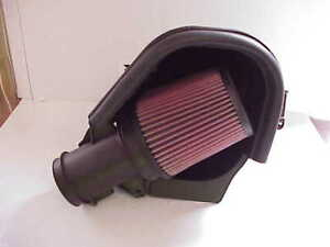 New Roush Performance 2011 14 Ford Mustang Gt 5 0 Engine Cold Air Intake