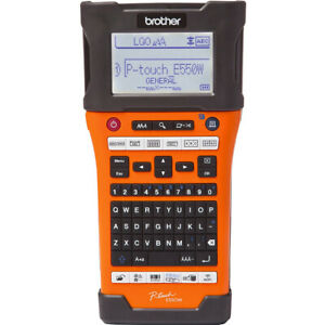 Brother Industrial Wireless Handheld Labeling Tool W Auto Strip Cutter