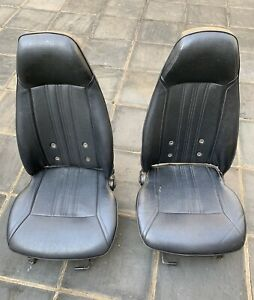 Original Leather Seats From 1978 Nissan 280z