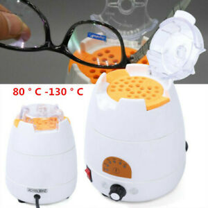 80 c 130 c Adjustable Hot Air Heating Optical Eyeglass Lens Frame Heater Warmer