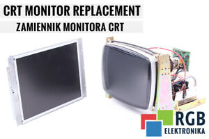 Replacement Monitor For Num Cnc 1050 230v Ac Lcd Monitor Id6646