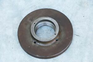 Lathe Face Plate 6 Diameter Metalworks Chuck Machinist Spindle Shop Tools