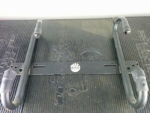 af084 Rare Mac Tools Tool Cart Creeper Lockable Holder
