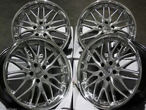 Alloy Wheels X 4 19 Sp 190 For Honda Accord Civic Cr V Crz Hr V 5x114 Models
