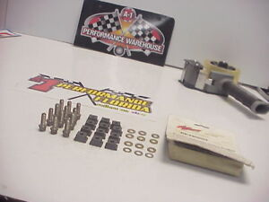 New Wilwood Sp351 Brake Rotor Hat 12 Point Stainless Bolt Kit W T nuts Tool