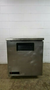 True Tuc 27 Under Counter One Door Cooler 6 5 Cu Ft 115 Volts 1 Phase Tested
