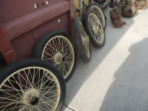 Model T Ford Accessory House Wheels And Hubs