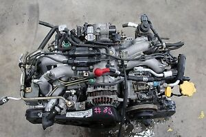 1999 2005 Subaru Legacy Sohc Ej20 Motor Replacement Ej25 Engine 2002 2003 2004