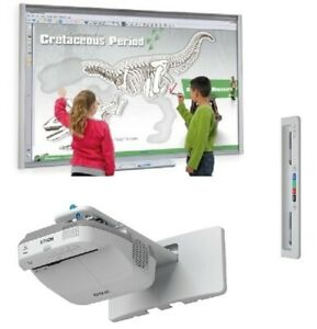 Interactive Board With Projector Combo 90 Days Warranty