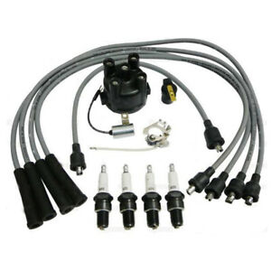 53180 S53180 Complete Tune Up Kit W Wires Fits Case International Harvester 284
