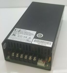Xp Power Smq400ps24 c Ac dc Enclosed Power Supply Ite 1 Output 400w 24v 16 66a