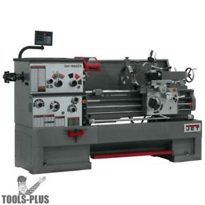 Jet 321494 Lathe With Newall Dp700l With Collet Closer New