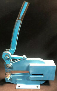 Vintage Roper Whitney Model 17 Sheet Metal Punch Capacity 5 Ton Our 3