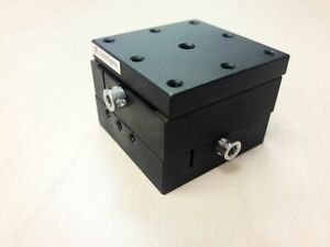 Optosigma Tasb 402 Xy 40mm Dovetail High Precision Optical Stage free Shipment