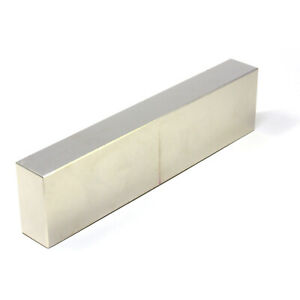 Super Strong Large Neodymium Magnet Block N45 8x2x1 Rare Earth Magnet 1 Count