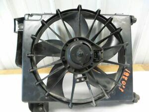 Radiator Motor Fan 47l Fits 04 06 Dodge 1500 Pickup 421518
