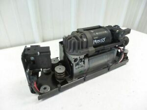 Air Ride Compressor Suspension Pump Fits 10 17 Bmw 535i Gt 492259