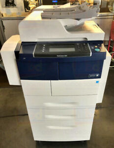 Xerox Workcentre 4265xf A4 Mono Copier Printer Scan Fax Finisher 55 Ppm