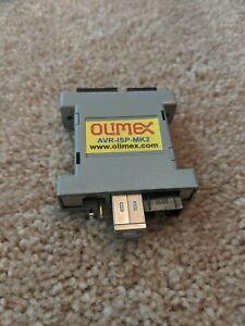 Olimex Avr isp mk2 Avr Programmer And Cables
