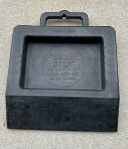 Lightly Used Pallet Jack Stop Stopper