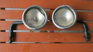 1920 s 30 s Vintage Cowl Light Pair Buick 1929 1928 1930