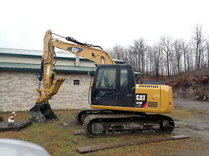 2016 Caterpillar 313flgc Excavator Mint 1900 Hrs Aux Q c 313fl Cat 312