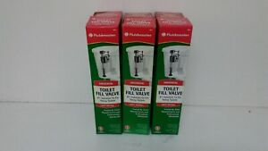 Lot Of 6 New In Box Fluidmaster Universal Toilet Fill Valves 400a