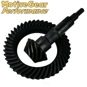 Differential Ring And Pinion ss Rear Motive Gear Fits 2010 Chevrolet Camaro