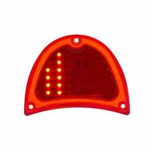 32 Led Sequential Tail Light For 1957 Chevy Passenger Car Each