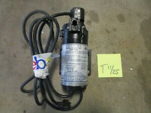 Used Aquatec Demand delivery Pump Ddp 7800 1 7gpm 60psi Max 115v Soda Fountai