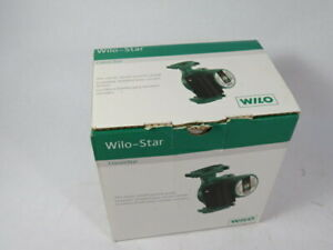 Wilo 4090769 Star 5x Circulator Pump 1 in out Cast Iron 6 3 8 F New