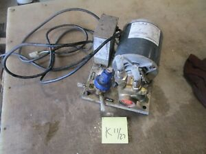 Used 1 3 hp Cornelius Timed Carbonator Pump Procon Soda Fountain Free Ship F