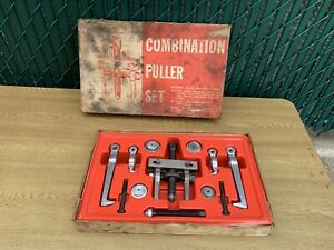 Snap On Cj282b Combination Puller Set