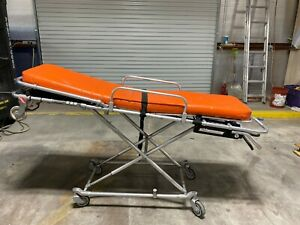 Ferno 35 a 500 Lb Ambulance Stretcher Cot Emt Ems W Backboard Capacity